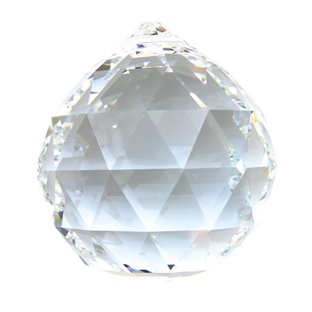 Kristall Kugel 40 mm